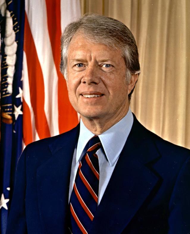 Jimmy Carter Latest Photo