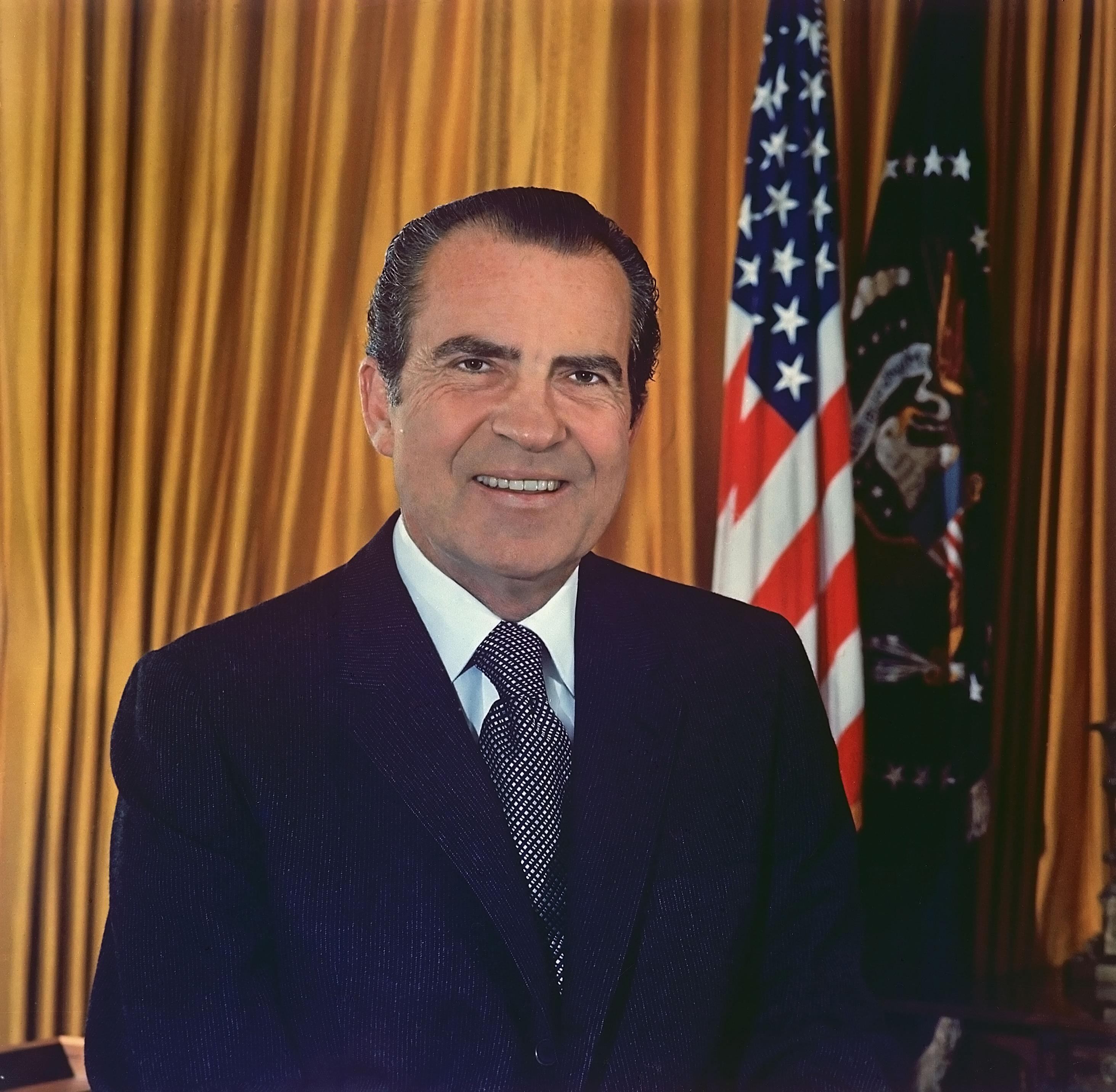 Richard Nixon Latest Photo