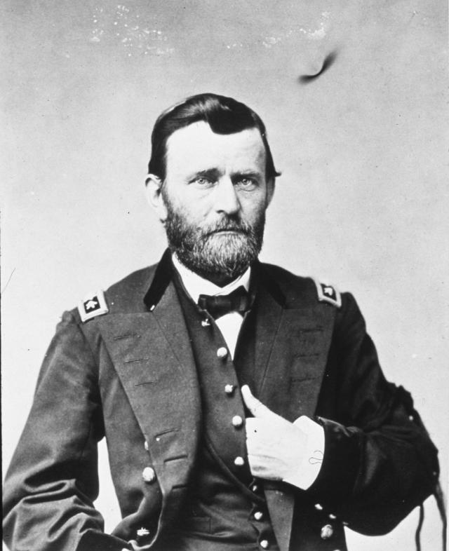Ulysses S. Grant Latest Photo
