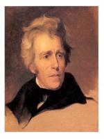 Andrew Jackson Latest Photo