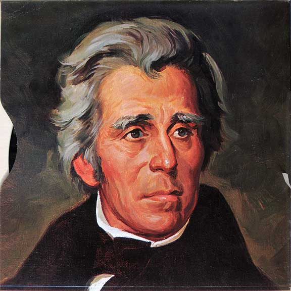 Andrew Jackson HD Images
