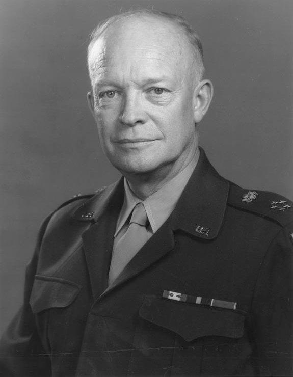 Dwight Eisenhower Latest Photo