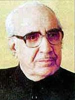 Ghulam Ishaq Khan