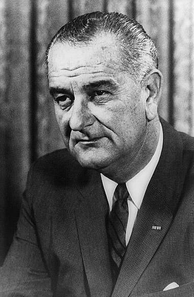 Lyndon B. Johnson HD Images