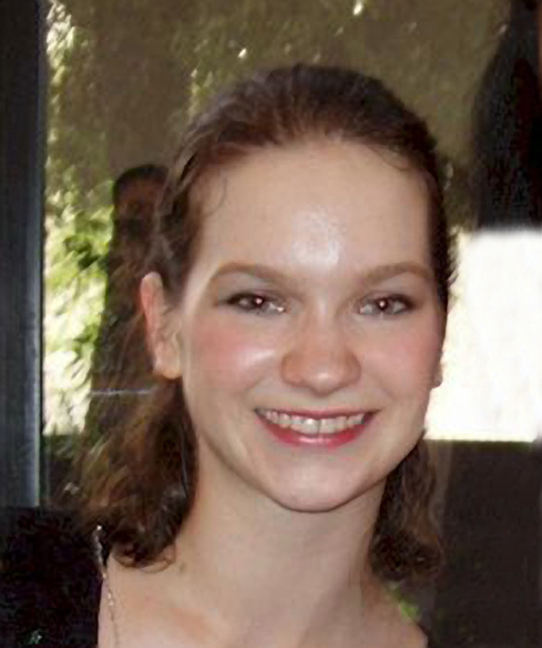 Hilary Hahn Latest Photo