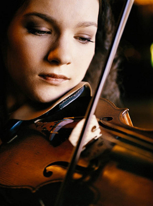 Hilary Hahn Latest Wallpaper