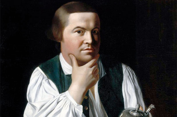Paul Revere HD Images