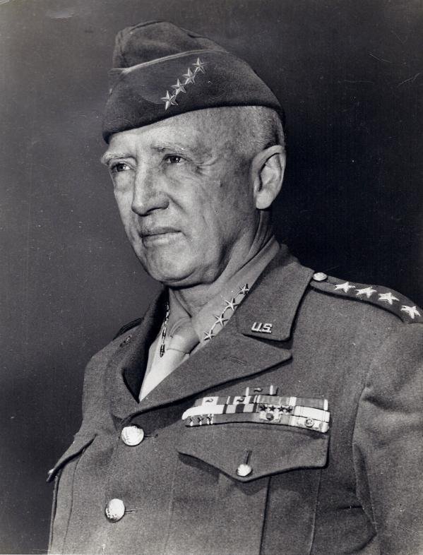George Patton Latest Photo
