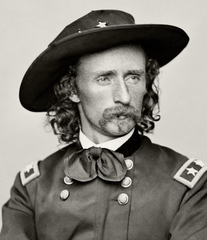 George Armstrong Custer Latest Photo