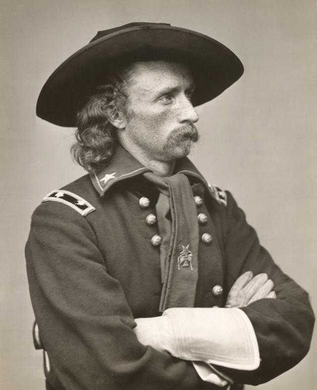 George Armstrong Custer Latest Wallpaper