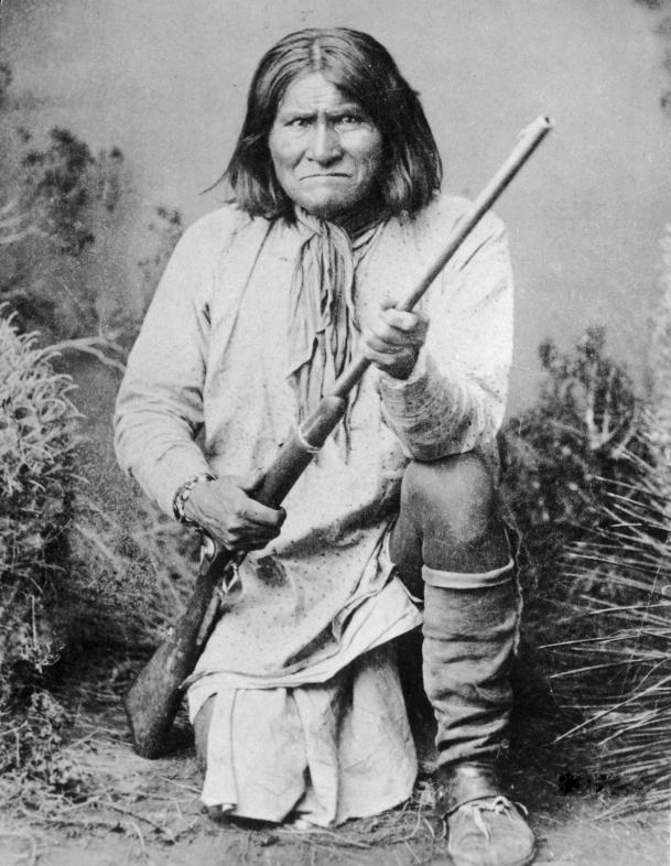 Geronimo Latest Photo