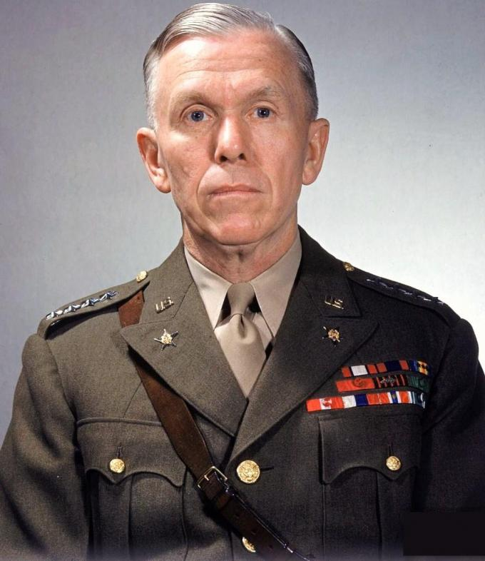 George C. Marshall HD Images