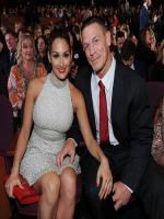 John Cena and His Wife on Award Day