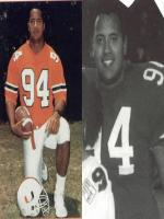 Dwayne The Rock Johnson Footballer Time Photos