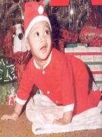 Dwayne The Rock Johnson Childhood Photo