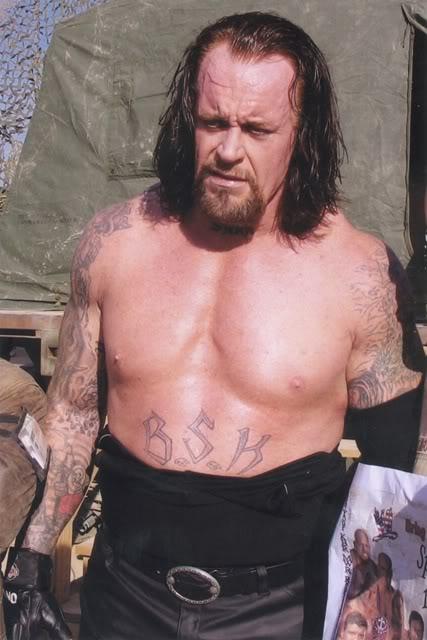 Mark The Undertaker Callaway Latest Photo