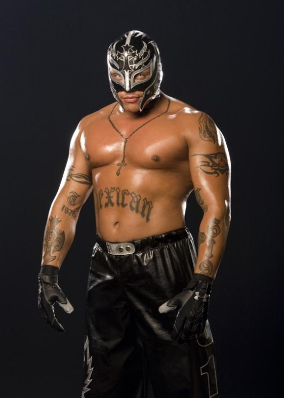 Rey Mysterio Jr. Latest Photo