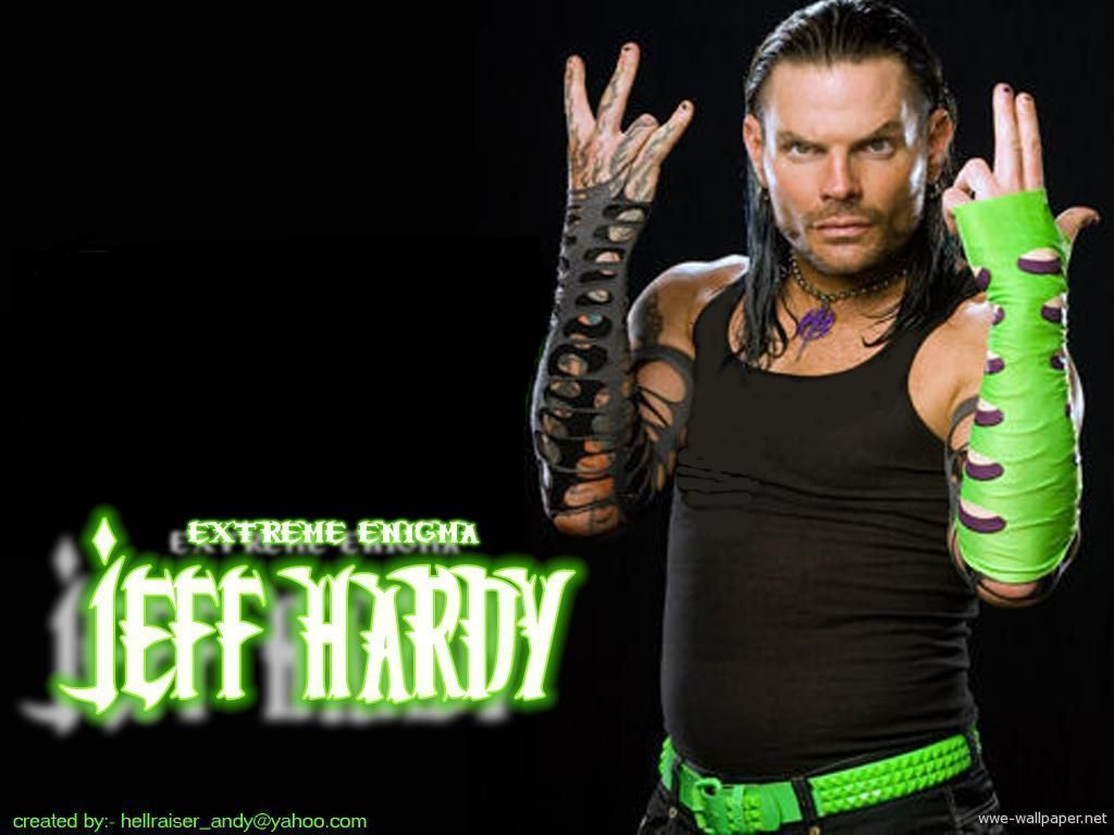 Jeff Hardy HD Wallpapers