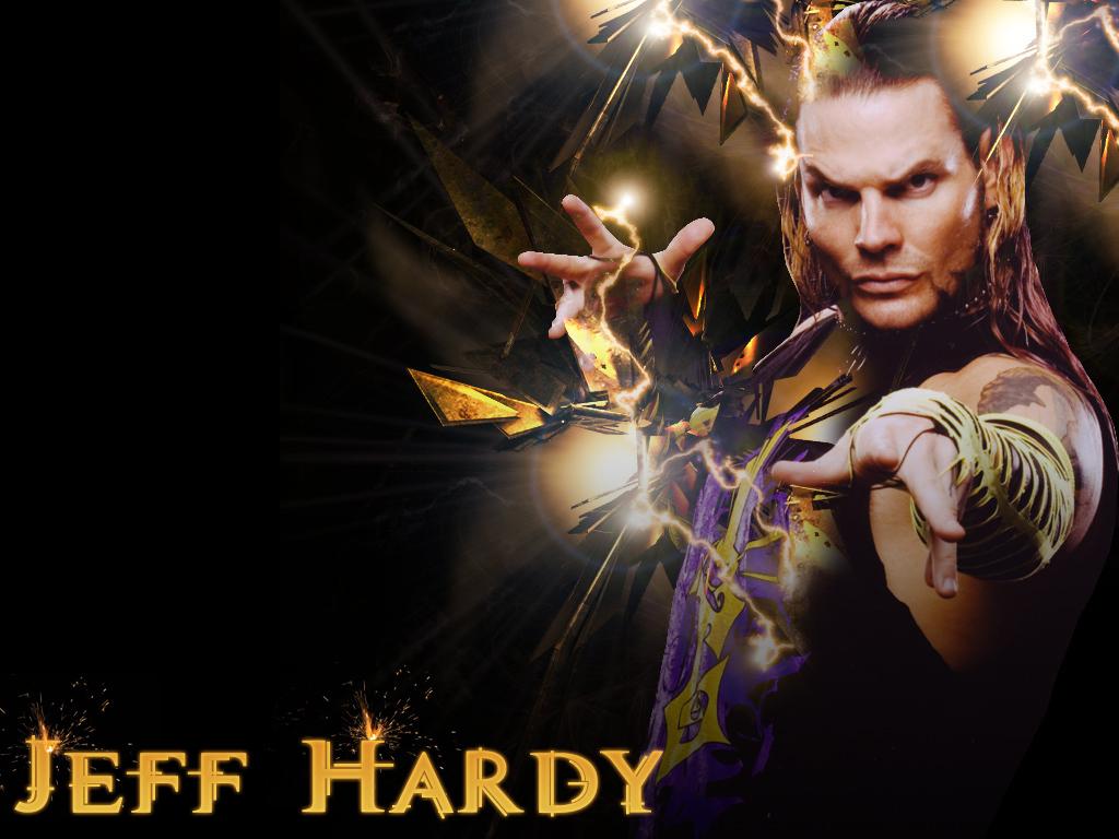 Jeff Hardy Latest Wallpaper