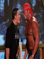 Hulk Hogan with John Cena Wallpaper