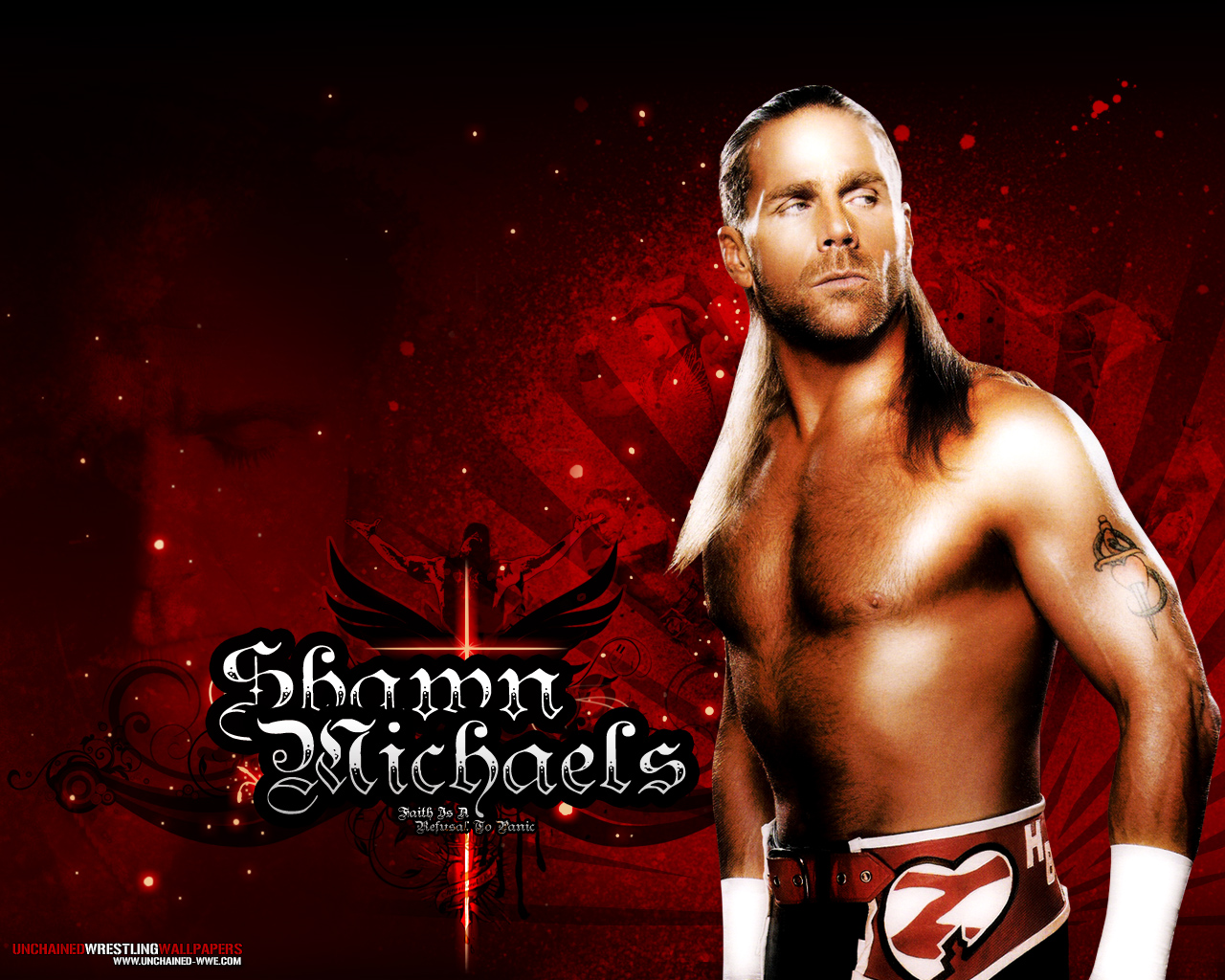 Shawn Michaels HD Wallpapers