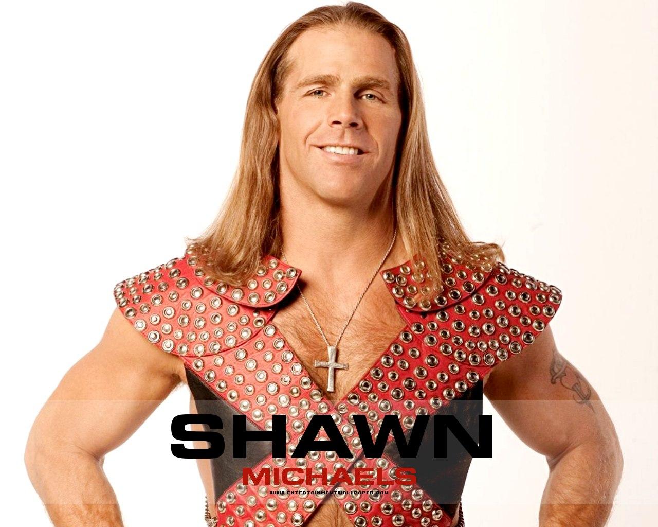 Shawn Michaels Latest Photo