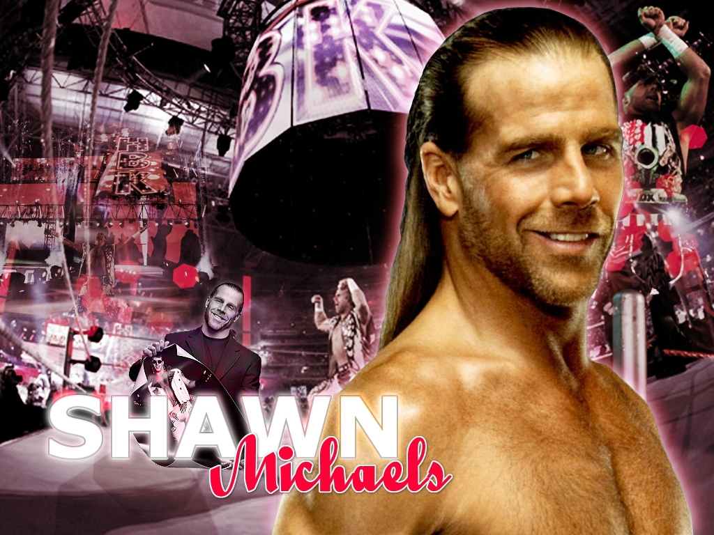 Shawn Michaels Latest Wallpaper