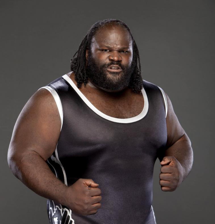 Mark Henry Latest Photo