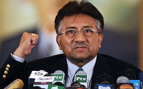 Pervez Musharraf speech to nation