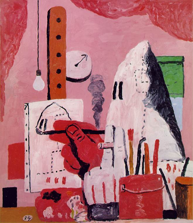 Philip Guston HD Wallpapers