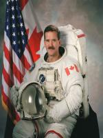 Chris Hadfield Latest Photo