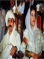 Asif Ali Zardari wedding with Benazir Bhuto