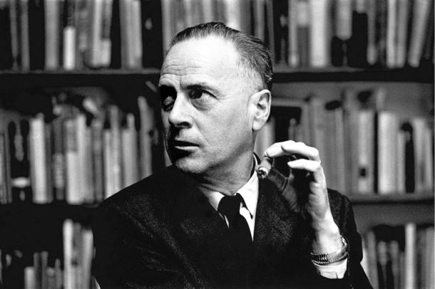 Marshall McLuhan HD Images
