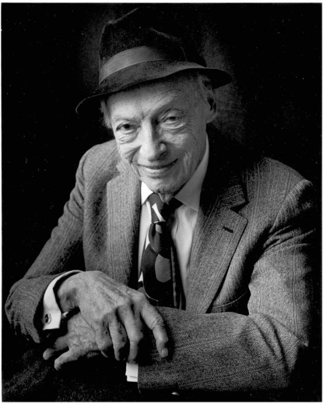 Saul Bellow HD Images