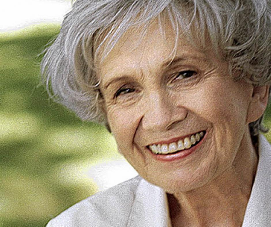 Alice Munro HD Images