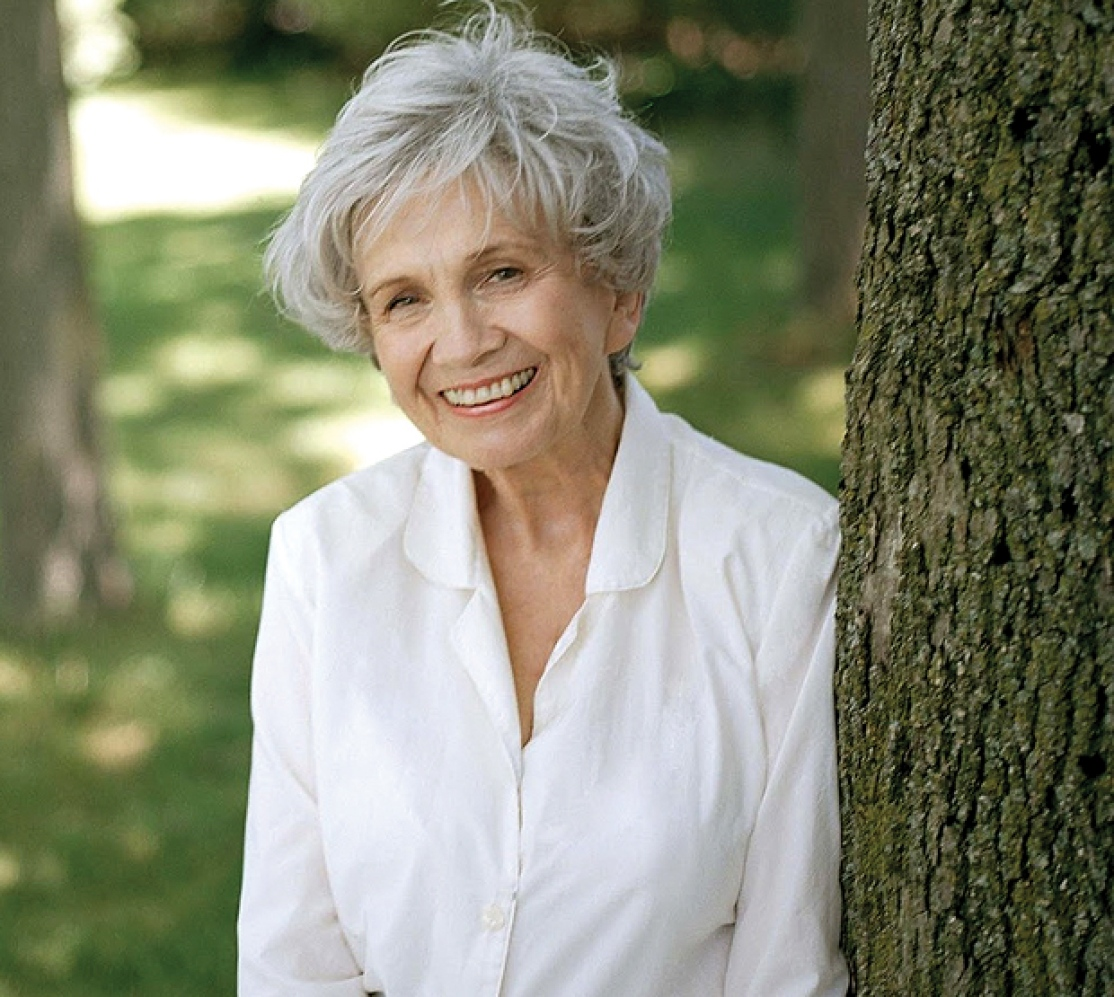 Alice Munro Latest Wallpaper