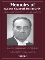 Huseyn Shaheed Suhrawardy Book Released