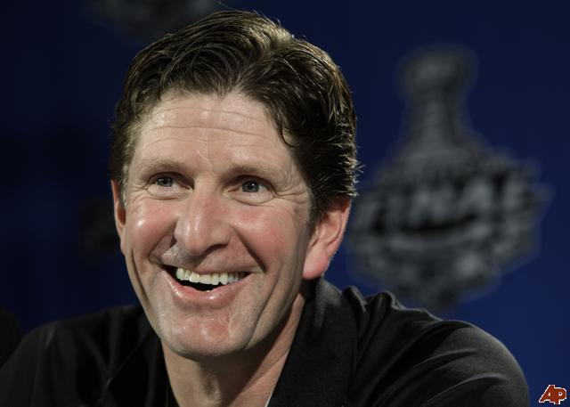 Mike Babcock HD Wallpapers