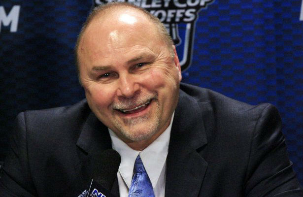 Barry Trotz HD Images