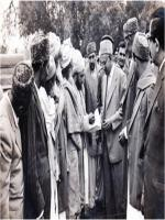 Ibrahim Ismail Chundrigar meet with people