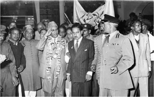 Ibrahim Ismail Chundrigar welcome