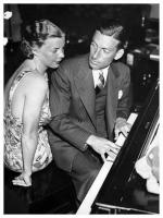 Hoagy Carmichael Pianist