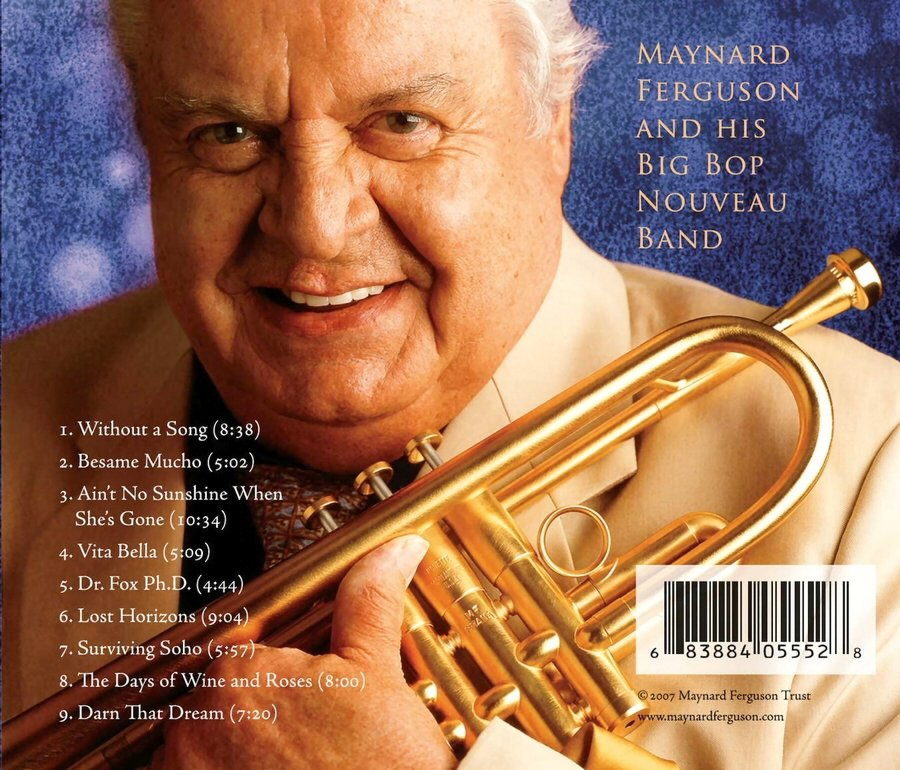 Maynard Ferguson Latest Photo