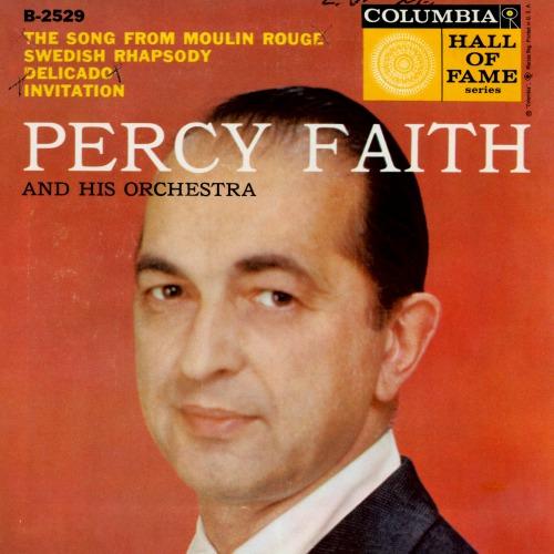 Percy Faith Latest Photo