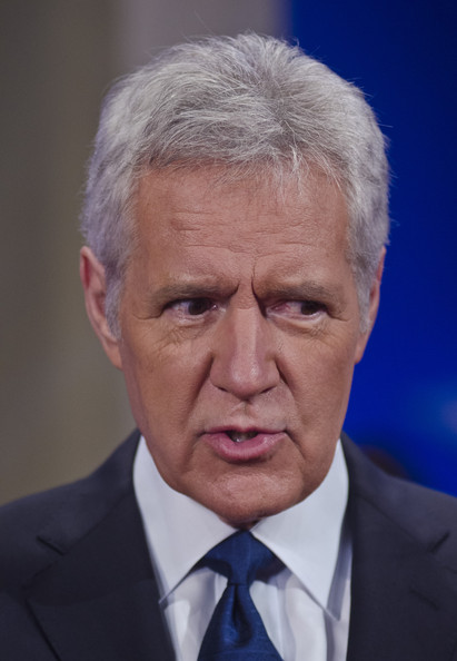 Alex Trebek Latest Photo