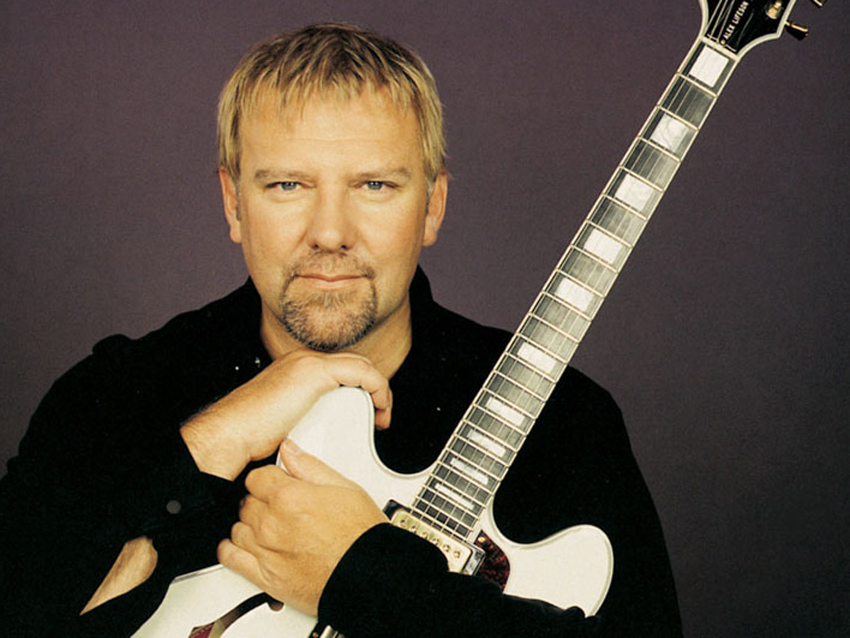 Alex Lifeson Latest Wallpaper