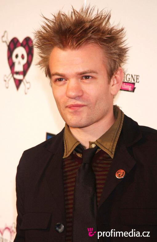 Deryck Whibley Latest Wallpaper