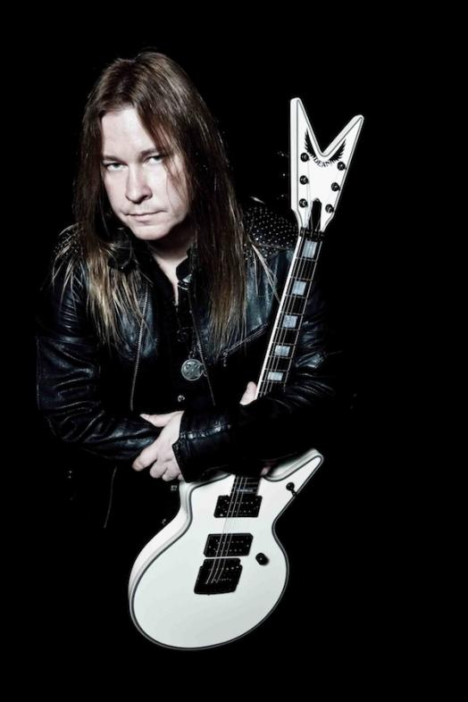 Glen Drover Latest Photo