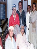 Ghulam Mustafa Jatoi  and the Royal Talpurs of Sindh
