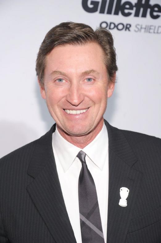 Wayne Gretzky Latest Photo